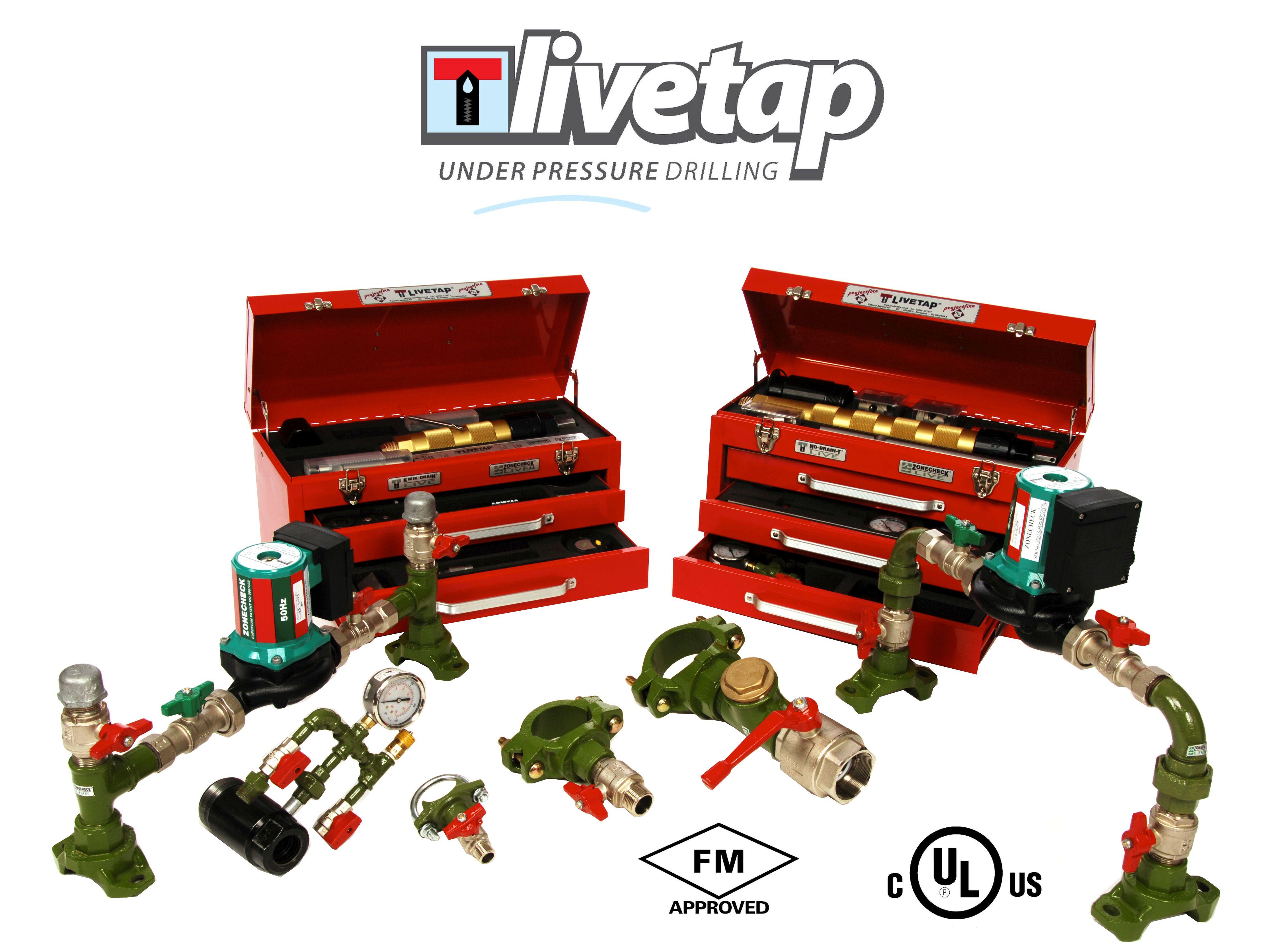 Livetap system